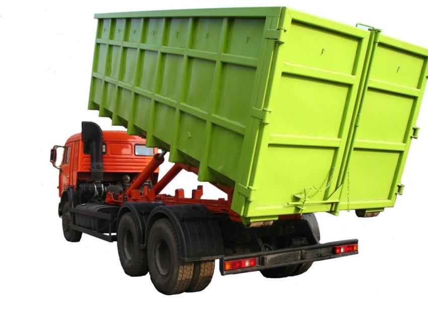 mashina s konteinerom